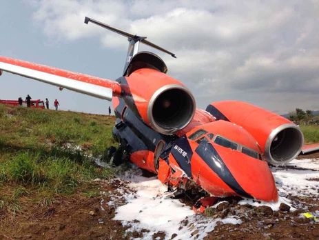 Стало відомо про нові обставини падіння українського літака вАфриці