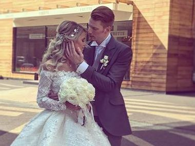 Танец жениха и невесты никиты преснякова