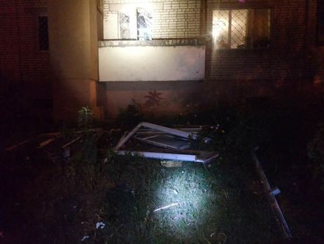 ВоЛьвове произошел взрыв вмногоэтажке, пострадала пенсионерка