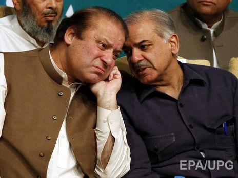 Преемником экс-премьера Пакистана будет его брат