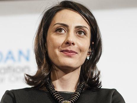 Деканоидзе подтвердила, что возвратила себе грузинское гражданство