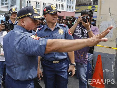 НаФилиппинах милиция убила подозреваемого внаркоторговле мэра города Озамис