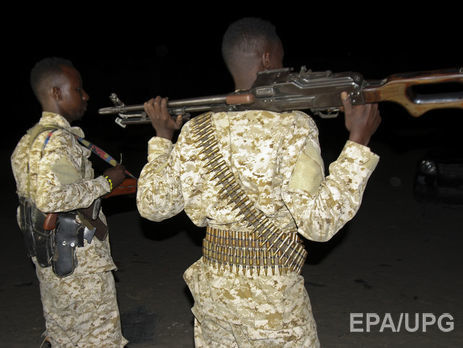 Встолице Сомали раздался мощнейший взрыв, погибли минимум 5 человек