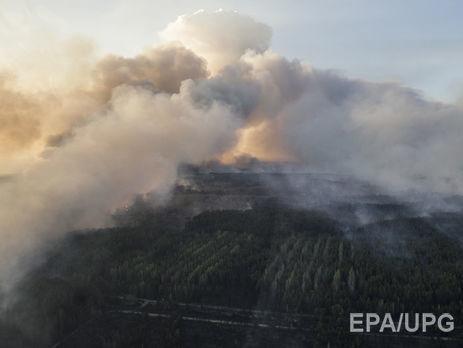 ГСЧС: Днепропетровщина занимает 2-ое место вгосударстве Украина поколичеству лесных пожаров