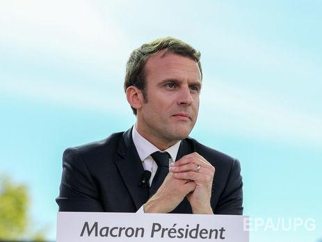 Сайт WikiLeaks обнародовал письма предвыборного штаба нынешнего президента Франции Эммануэля Макрона