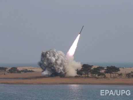 УПентагоні заявили про випробування КНДР запуску ракети з підводного човна