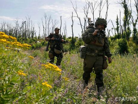 Доба вАТО: 18 обстрілів, 5 бійців ЗСУ отримали поранення і травми