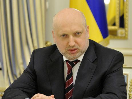 Турчинов требует поднять заработной платы украинских военных— Постандартам НАТО