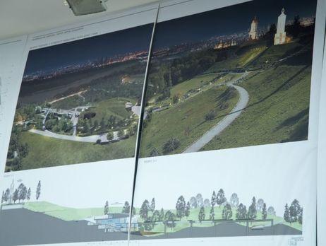 У Києві під «Свічкою пам'яті» хочуть побудувати Музей Голодомору