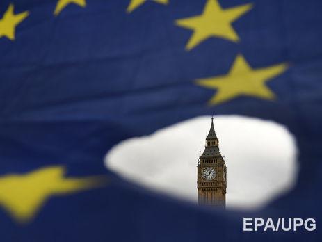 Великобритания закроет свободный заезд гражданамЕС в 2019-ом