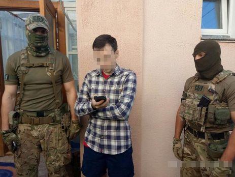 СБУ обвинила вгосизмене житомирского журналиста-блогера