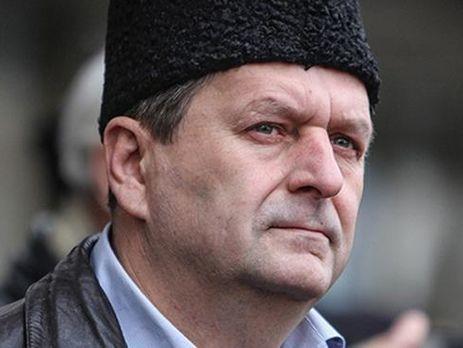 ВСимферополе задержали пожилого активиста, вышедшего на единый пикет
