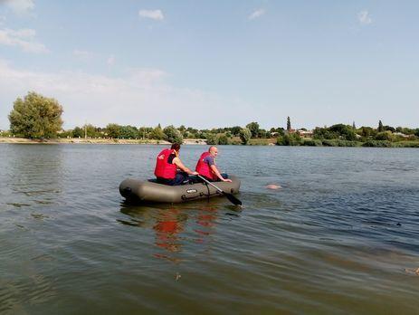 ВКировоградской области впруду утонули 4 человека, двое изних— дети