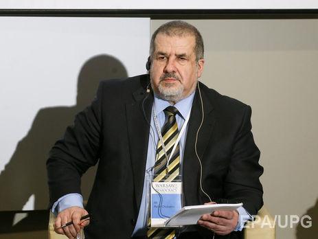 Чубаров рассчитывает, чтоВР осенью рассмотрит законодательный проект окоренных народах