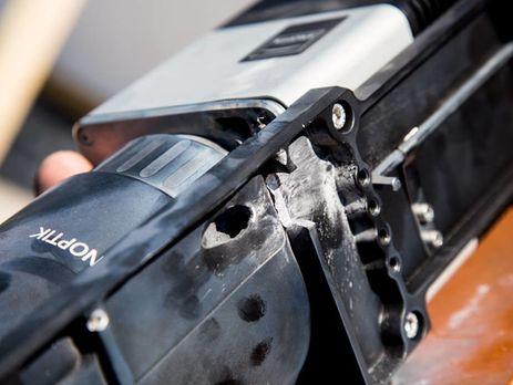 Знищена відеокамера ОБСЄ наДонецькій фільтрувальній станції