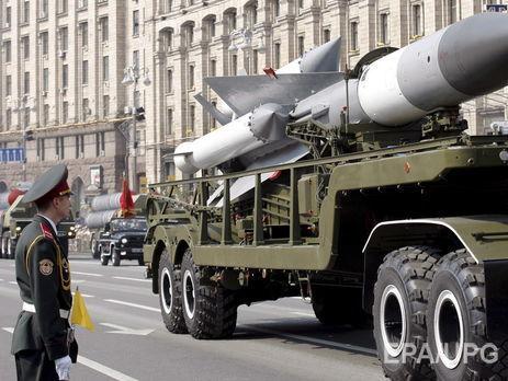 Уцентрі Києва через парад обмежать рух транспорту