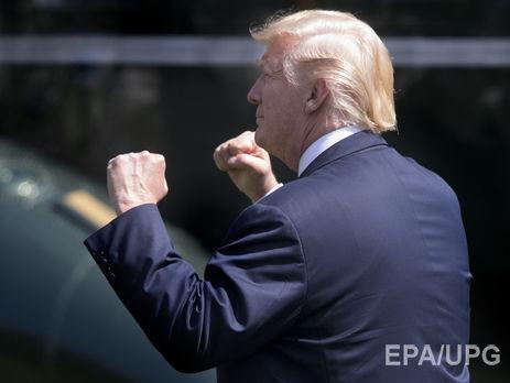 Трамп предположил, что его слова об