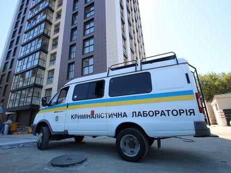 В Днепре в недостроенном доме произошла стрельба, погиб человек / ГОРДОН