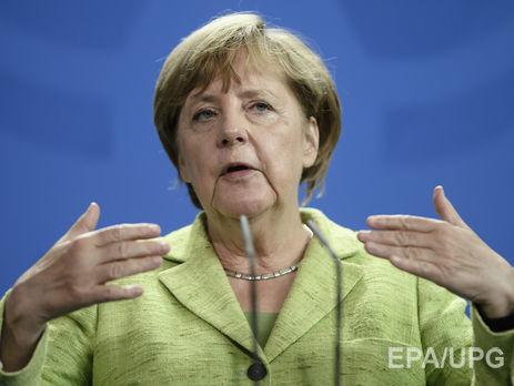 Меркель: критика вадрес КНДР неспособствует урегулированию конфликта