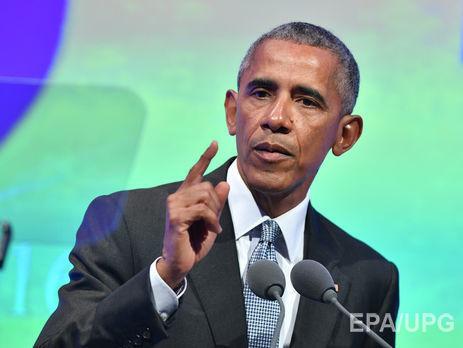 ЗМІ: Обама повертається вполітику