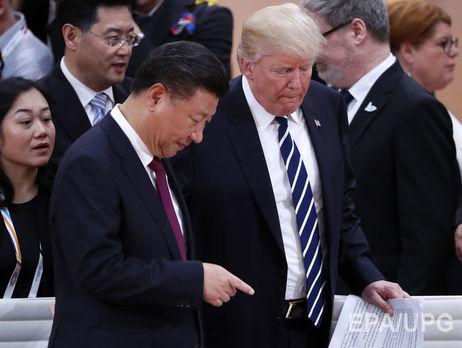 Си Цзиньпин призвал Трампа избегать замечаний и действий, которые могут обострить напряженность вокруг КНДР