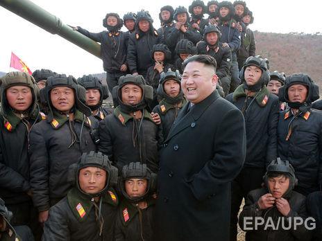3,5 млн северокорейцев попросились вармию для войны сСША