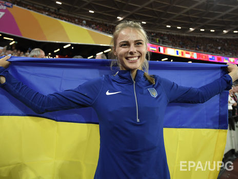 Ласицкене стала первой вистории чемпионкой мира внейтральном стаусе