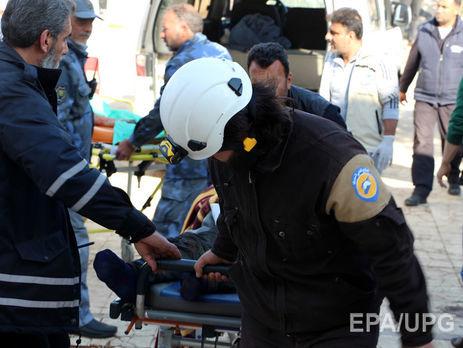 У Сирії застрелили сім співробітників