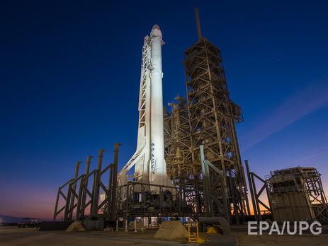 SpaceX запустит ракету ссуперкомпьютером отHewlett-Packard Enterprise
