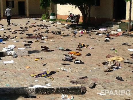 Кривавий теракт у Нігерії: загинуло майже 30 людей
