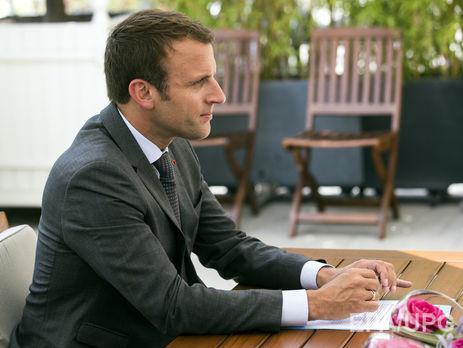 Діяльністю Макрона напосаді президента незадоволені 60% французів— опитування