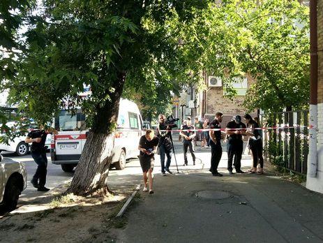 ВКиеве неизвестный стрелял вмужчину: детали, фото