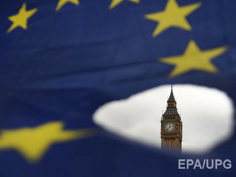 ГражданамЕС не потребуется виза для посещения Англии после Brexit