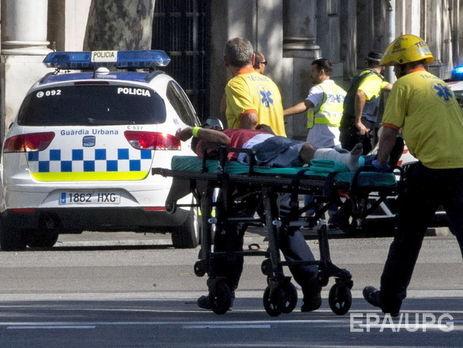 Невідомі захопили заручників уресторані вцентрі Барселони— ЗМІ