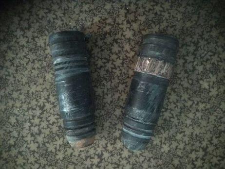 ВДонецкой области обнаружили боеприпасы русского производства