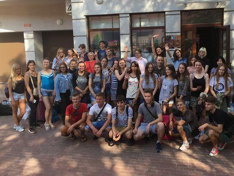 СБУ даст правовую оценку учительнице, свозившей украинских школьников в Российскую Федерацию