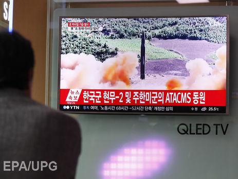 ООН проведет расследование о вероятных поставках Россией либо государством Украина ракетных моторов КНДР