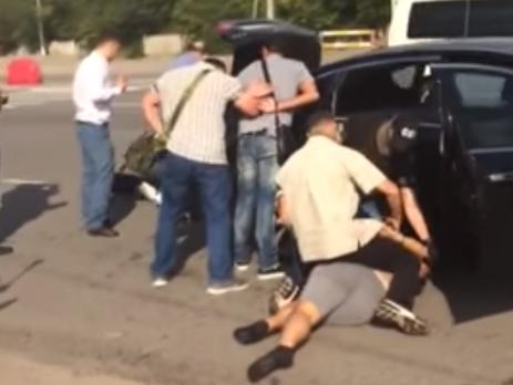 СБУ вКиївській області затримала француза, який розшукувався заекономічні злочини