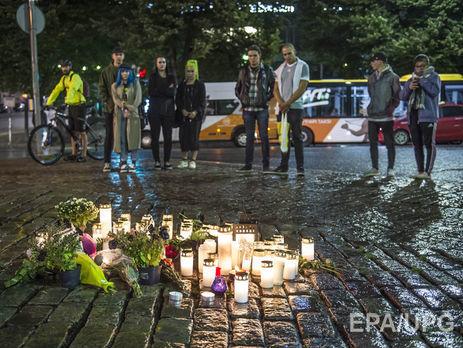 Напад стався 18 серпня. Свідки писали в соцмережах що зловмисник вигукував