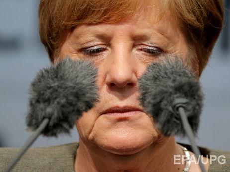 Меркель призвала немецких производителей автомобилей возродить доверие кдизельным авто