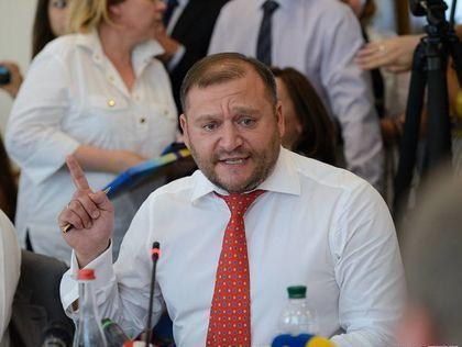 Добкин пробует обжаловать собственный арест