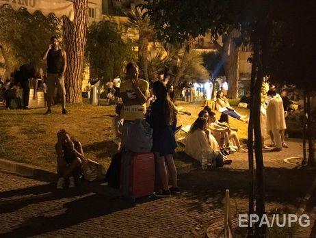 В Італії стався землетрус, є жертви