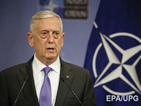 Нужно продолжать дипломатическое давление наРФ— руководитель Пентагона