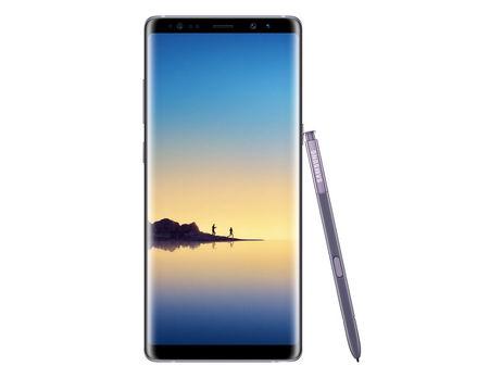 Самсунг выпустила новый смартфон сбезрамочным экраном