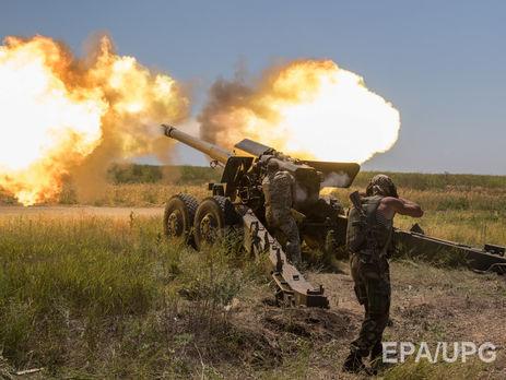 Узоні АТО задобу отримали поранення двоє українських військових