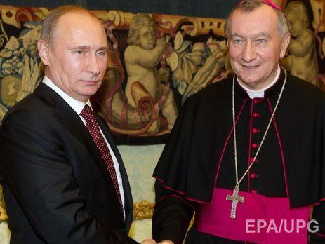 УВатикані заявили, щоМосква несе відповідальність замир вУкраїні