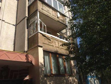 ВКиївській області стався вибух убагатоповерхівці, є постраждалий