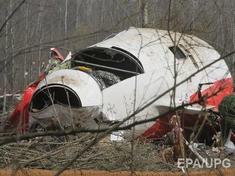 Польща відправилаРФ ноту через недопуск до місця Смоленської катастрофи