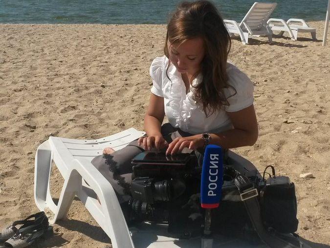 журналистка анна курбатова фото мнению
