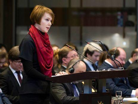 Украина жаловалась на Российскую Федерацию вСовбез ООН